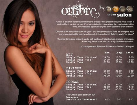 how to do ombre philippines new year new hair 2013 my ombre hair experience at azta