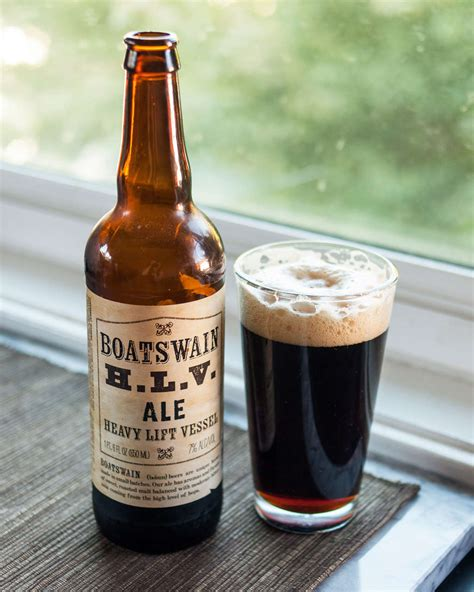boatswain beer hlv beer review boatswain h l v from rhinelander brewing co