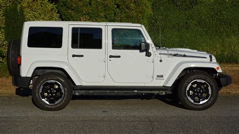 jeep wrangler polar 2014 jeep wrangler unlimited polar edition road test