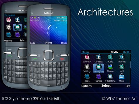 themes com nokia 200 architectures free and premium theme for asha 200 asha 201
