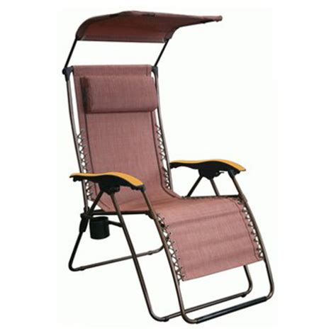 Chair With Shade by Westfield Fc630 68014xl Zero Gravity Patio Chair W Shade