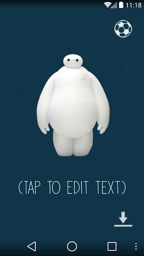 baymax quotes wallpaper download baymax big hero 6 quotes for android appszoom