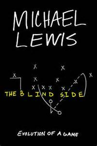 the blind side book cover author michael lewis tackles football s blind side npr