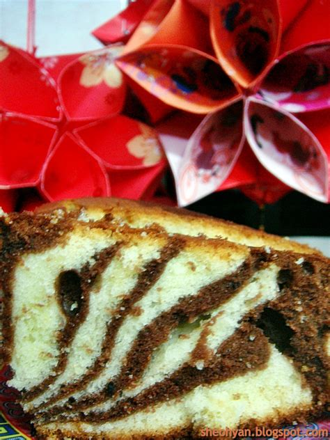 new year butter cake new year delights 2013 zebra butter cake