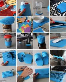 How To Make Things With Waste Paper - modern interior creative ideas for things from