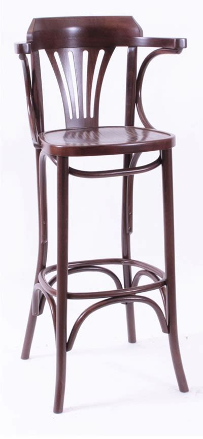 wooden bar stools with arms kitchen bar breakfast bar stools with arm rests chrome