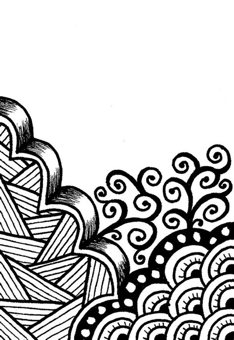 simple pattern drawings cool easy drawing patterns drawings nocturnal