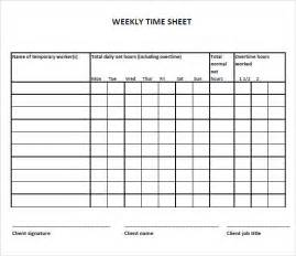 Weekly Timesheet Template Printable by Printable Blank Weekly Schedule With Time Calendar