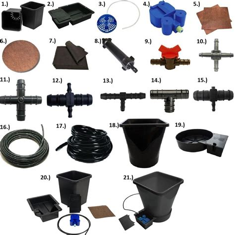 autopot irrigation watering system parts spare accessories
