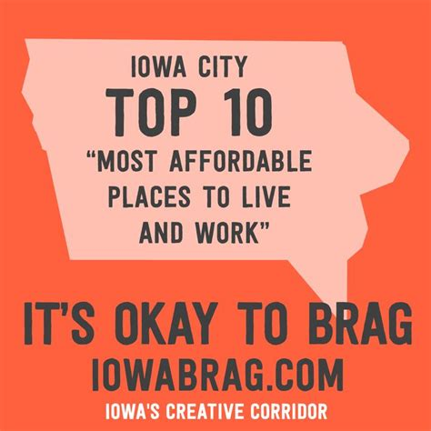 most affordable places to live pin by sculpt on sculpt loves iowa city pinterest