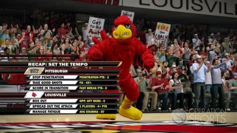 ncaa basketball 10 ps3 roster ncaa basketball 10 screenshot 9 for xbox 360 operation
