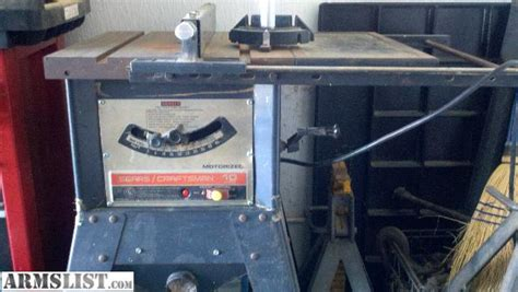 14 inch table saw for sale armslist for sale 10 inch craftsman table saw