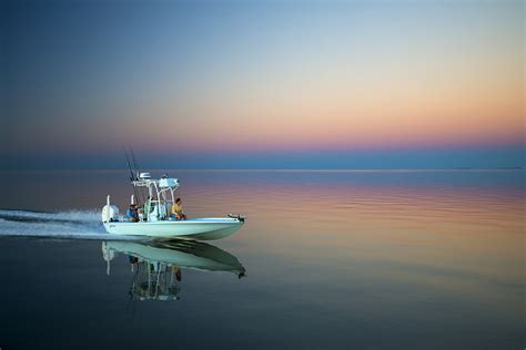 yellowfin skiff review what is the best bay boat on the market saltwater