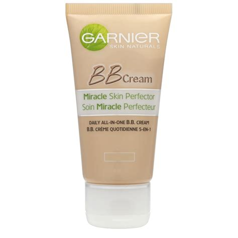 Garnier Bb Miracle Skin skin perfector bb garnier bb 5 in 1 miracle