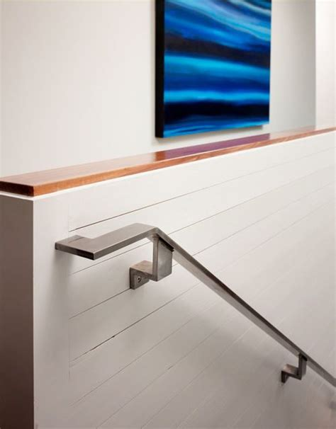 Stair Wall Railing 10 Best Ideas About Handrail Ideas On Stair