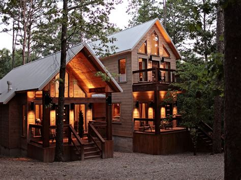 Luxury Cabins Oklahoma by Tranquil Skies Brand New Cabin In Broken Bow Vrbo