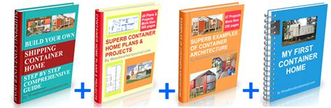 container home design books build your own shipping container home