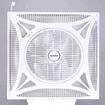 false ceiling fan flush mount type and easy to install on