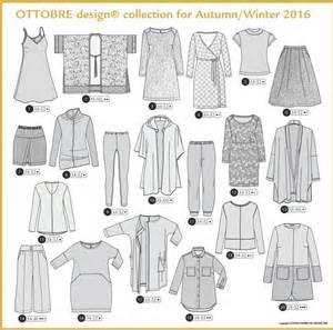 schnittmuster f 252 r damen ottobre design woman herbst winter