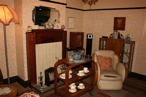 P S Drawing Room by 1940 S Living Room A 241 Os