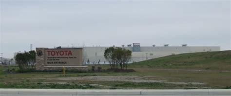Toyota Plant San Antonio Toyota Plant Images Frompo 1