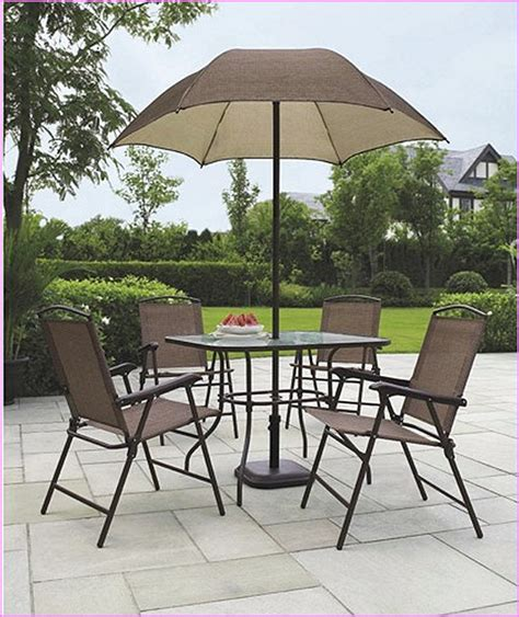 patio furniture sets with umbrella patio table sets with umbrella home design ideas