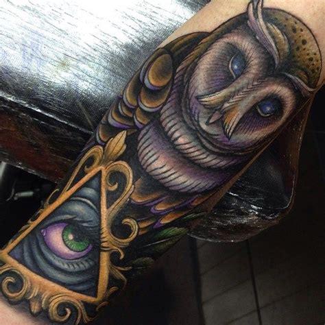 illuminati owl tattoo 800 best images about owls tattoos artwork on