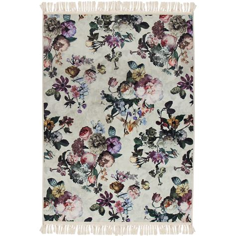 teppiche 90 x 180 essenza teppich fleur ecru 120 x 180 cm kaufen