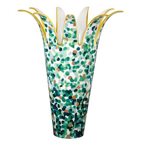 vase bernardaud marmorino vert 2320 21851