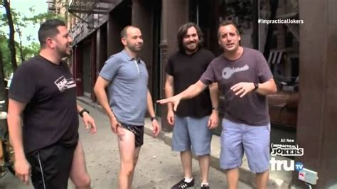 impractical jokers tattoo episode best of impractical jokers punishments triple season 3