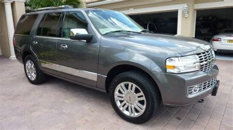 lincoln navigator 5 4 2011 auto images and specification buy new 2011 lincoln navigator base sport utility 4 door 5 4l in port saint lucie florida