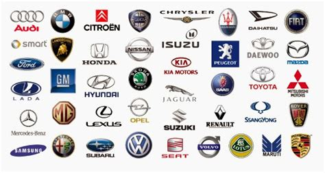 american car logos and names list american car company logos logospike com famous and