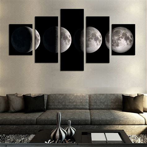 modern wall decor for living room popular eclipses pictures buy cheap eclipses pictures lots
