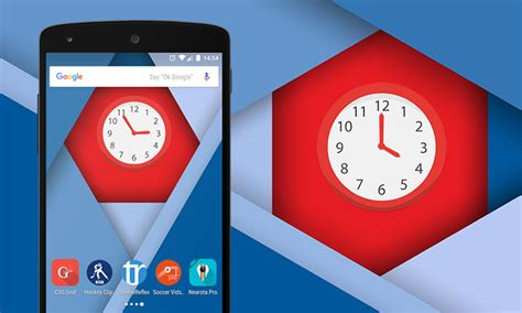 themes android clock multicolor analog clock widget for android and amazon fire