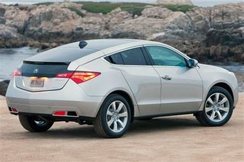 used 2010 acura zdx for sale pricing features edmunds
