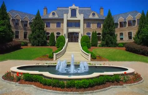 tyler perry house for sale some stills from the video of tyler perry s 25 million atlanta mega mansion
