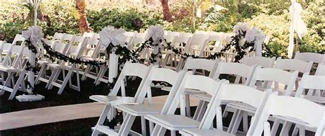 rent benches rent chairs for events in hawaii folding chairs stacking chairs and more
