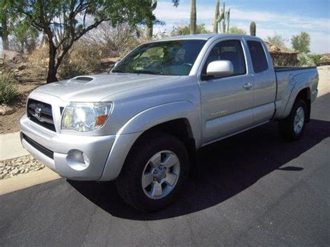Toyota Trd Package Find Used 2008 Toyota Tacoma Prerunner With Trd Sport