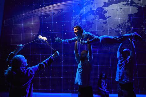curious incident of the the curious incident of the in the time theatre royal plymouth