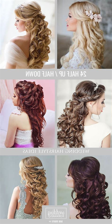 1000 images about hair on pinterest quinceanera half up half down hairstyle for curly hair 1000 ideas