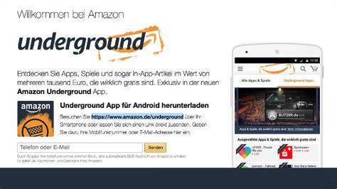 amazon underground ade kostenlose apps amazon stellt quot underground actually