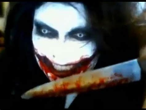 makeup tutorial jeff the killer uploaded by cristalprostyler
