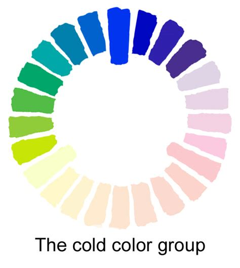 cold colors cold colors and warm colors k 237 v 252 l bel 252 l vonz 243