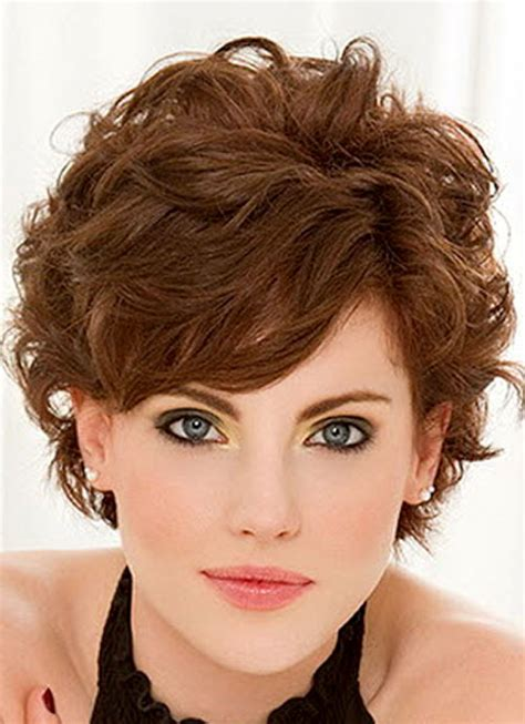 swoop bangs with short curly hair 35 short wavy hair 2012 2013 short hairstyles 2016