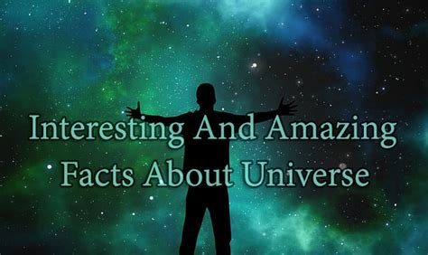 Amazing Facts About Our Universe by Factsz Amazing Interesting Cool Facts Around World