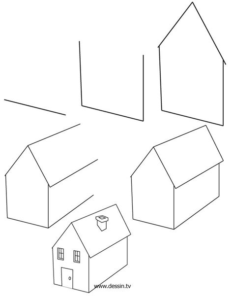 simple house drawing how to draw a house learn how to draw a house with