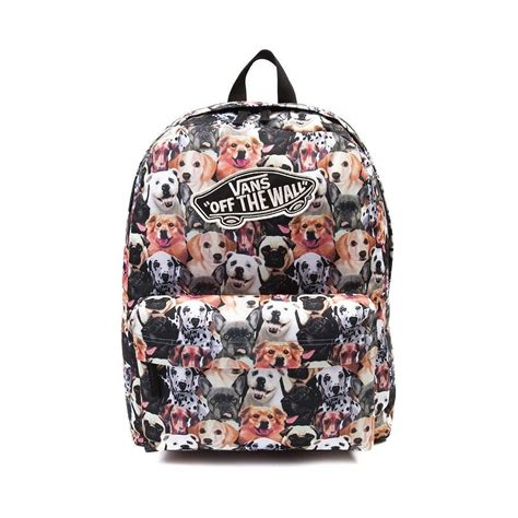 puppy backpack vans x aspca realm puppy backpack