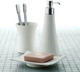 bathroom vanity accessories madame white porcelain vanity bathroom accessory set