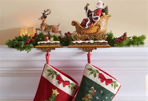 christmas stocking holders buy christmas stocking holder