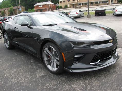 Tom Clark Chevrolet by 2017 Chevy Camaro Ss Quot 50th Anniversary Edition